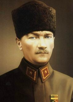 Image discovered by Turan. Find images and videos about mustafa kemal atatürk on We Heart It - the app to get lost in what you love. The Shah Of Iran, Sun Tzu, Vince Lombardi, World War One, Great Leaders, Ottoman Empire, The Republic, Galaxy Wallpaper, Bookbinding