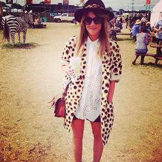 Festival style☀ Festival Style, Festival Fashion, Caroline Flack, Style Icons, Celebrity Style, Short Sleeve Dresses, Celebs, Style Inspiration, My Style