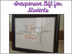 Second Grade Nest: Bright Ideas- End of Year Gifts (All Grades)