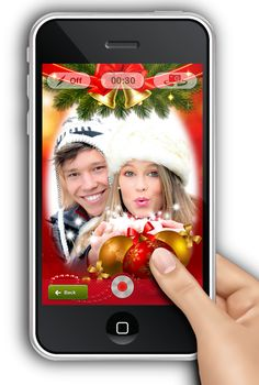 XMAS I-PHONE Application