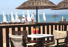 San Agostino Resort, Peloponnese, Greece.  San Agostino in southern Greece is one of the best sailing resorts. A big sandy beach, enthusiastic kids' clubs staff, good food, and great activities.