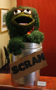 Oscar the Grouch | Dr. Oser www.facebook.com/media/set/?set=… | Flickr