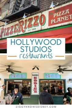 If you are visiting Hollywood Studios, in Orlando, this year, then you need this great list from Ziggy Knows Disney! We list the best restaurants you will find there so you don't miss out on any of the yummy food! You and your family will love the delicious foods they serve! Visit one of these restaurants when you go to Hollywood Studios!
