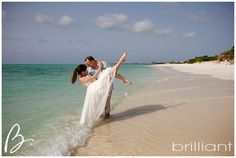 Melissa & Jay vow renewal at Parrot Cay, #COMOhotels