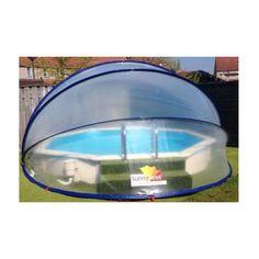 Sunnytent Poolabdeckung 5,40m für Gartenpool Schwimmbad