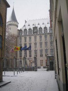 Patrimonio Mundial, brujas, Bélgica
