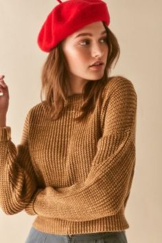 Shop BDG Drop-Sleeve Fisherman Sweater at Urban Outfitters today. We carry all the latest styles, colors and brands for you to choose from right here.