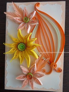 Georgia's Quilling Planet: May 2012