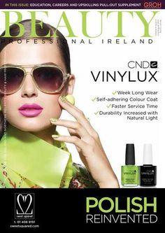 Beauty Professional Ireland uses Issuu for a digital publication Content Marketing, Natural Light, Ireland, Education, Digital, Beauty, Irish, Onderwijs, Inbound Marketing