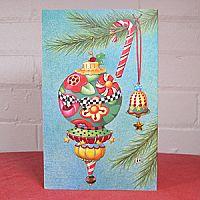 Ornament - Christmas Card