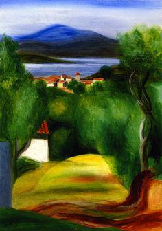 Моисей Кислинг ~ художник-Сюрреалист | школа в Париже | Татт искусства@ | Pittura * Scultura * дом для отпуска poesia * Музика |