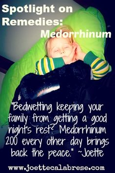 week's Spotlight brings back peaceful nights and saves face for older children struggling with bedwetting. Homeopathy Medicine, Holistic Medicine, Natural Medicine, Bed Wetting, Behavior Modification, Medical Help, Medical Problems, Homeopathic Remedies, Alternative Medicine
