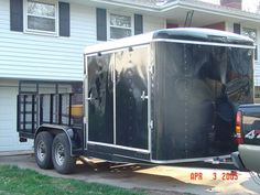 skid steer trailer | ... input - building the ultimate skid steer trailer-full-20trailer.jpg