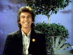 George Harrison (smiling)