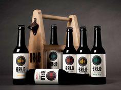 Lokal verwurzelt, handwerklich gebraut: Dafür steht BRLO, das neue Craft Beer aus Berlin Mitte. Ein Kurzporträt über die drei Gründer.