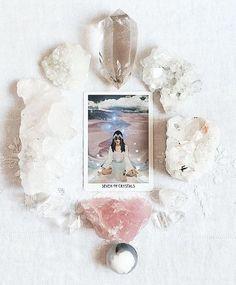 starchild tarot  // crystal fairy vibes