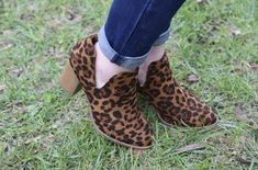 Super cute Leopard booties are this years must have's! Girls Boutique, Must Haves, Super Cute, Booty, Shoes, Fashion, Moda, Swag, Zapatos