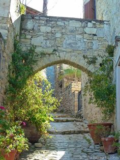 Cyprus Lefkara village Akrotiri And Dhekelia, Cool Places To Visit, Places To Go, Beautiful World, Beautiful Places, Cyprus Island, Cyprus Holiday, Cyprus Greece, Greece Painting