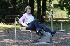 "Women with more sitting and less exercise ""were biologically eight years older"""