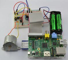 Raspberry Pi | Motor Control