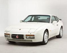 Porsche 944 Turbo #porsche. Not modified.