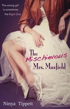 Randomly downloaded a free book reader on my ipad last week, Wattpad, and started reading The Mischievous Mrs. Maxfield by @Ninya Tippett... I am hooked! It is written beautifully Ninya.