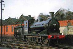 BR (LNER) (NBR)  Holmes J36 class  0-6-0