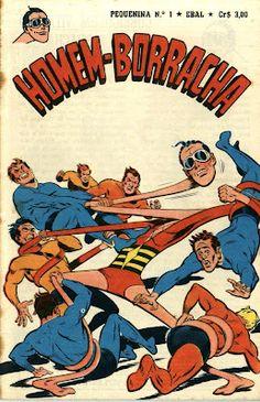 Orbital Comics: Homem Borracha 01