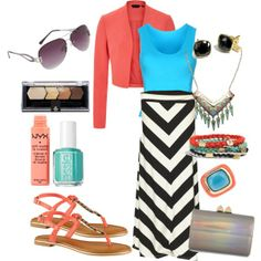 """Summer Dreaming"" by jessiibrownie on Polyvore"