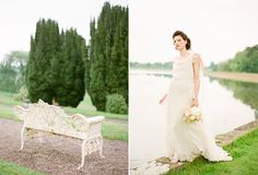 A Wedding Love Story at Castle Leslie in Glaslough, Ireland