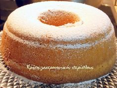 Κέικ αμυγδάλου - cretangastronomy.gr Greek Sweets, Greek Desserts, Greek Recipes, Sweet Loaf Recipe, Chocolate Bunt Cake, Cake Recipes, Dessert Recipes, Loaf Recipes, Desserts With Biscuits