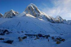 Somewhere in Everest region. Photo by Bikash Karki.