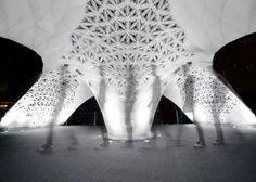Grootste 3D geprinte gebouw ter wereld op Beijing Design Week - nieuws - nieuws - de Architect