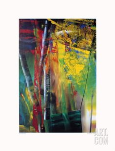 Victoria I Collectable Print by Gerhard Richter at Art.com