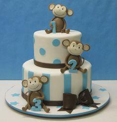 Boy Cake.