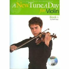 A New Tune a Day Performance Pieces for Violin CD Included by Boston Music. $11.69. New Tune A Day Performance Pieces for Cello is a collection of first position songs from a variety of genres. Tunes range from jazz, to show tunes, to folk, to classical. This collection comes with an accompaniment CD, which features varied accompaniment matching the style and genre of each particular piece. Also includes chord symbols for guitar or piano accompa...