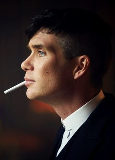"ohfuckyeahcillianmurphy: ""'It was an absurd title and I didn't know what it meant. I read the first two episodes and I was totally taken with it' — Cillian Murphy at the Birmingham premiere of Peaky Blinders S2 """