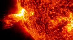 Explicado el misterio del porqué la temperatura de la corona solar es mayor que el de la superficie