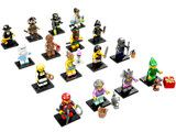 LEGO® Minifigures Series 11, both boys love the mini figures.  we have a few star wars...  that's all
