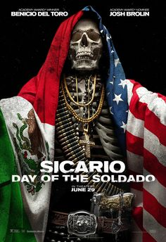 Return to the main poster page for Sicario: Day of the Soldado (#9 of 9)