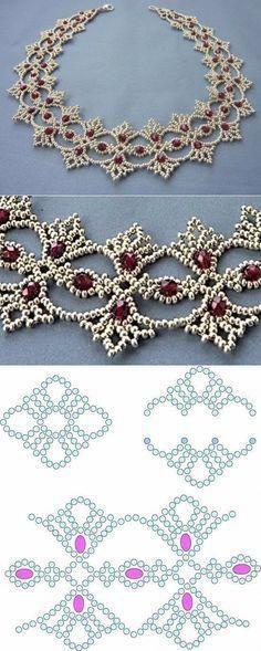 beading ideas jewelry #BeadedJewelry