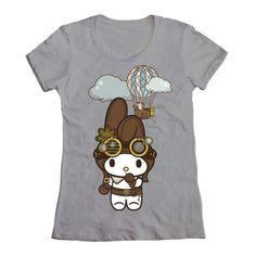 Steampunk Melody T-Shirt 1