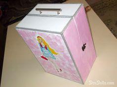 Handmade Barbie Closet | DruDolls