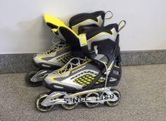 """Rollerblade """"ASTRO 10.0""""  Inline Skates Men size 11 #Rollerblade"""