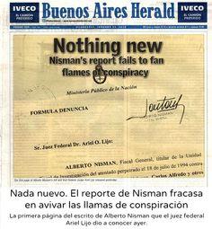 AMIA y la denuncia del Fiscal Nisman: Los espías que no eran espías. Los interrogantes que se convierten en certeza. El suicidio (que estoy convencida) no fue suicidio --- http://www.cfkargentina.com/amia-y-la-denuncia-del-fiscal-nisman/