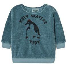 Bobo Choses-Keep Waters Tidy Baby Tröja | Fri frakt över 499kr!