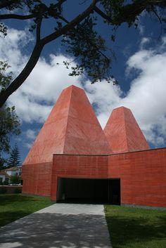 Casa das Historias - Paula Rego - Cascais Portugal