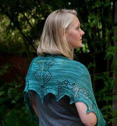 Ravelry: Penumbra pattern by Sivia Harding