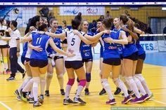Volley B1F | Volleyrò Casal de Pazzi - Evoluzione Ostia VC (3-0)