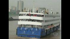 O ASSUNTO É!?: Navio de cruzeiro com mais de 450 a bordo naufraga...
